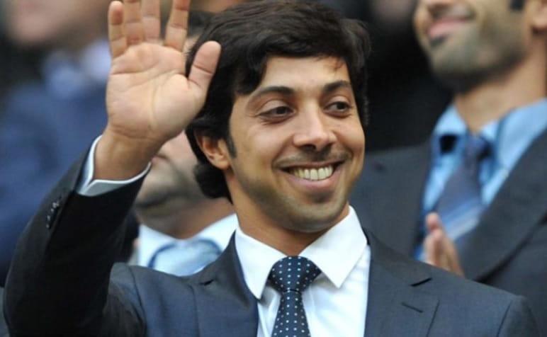 Sheikh Mansour – Manchester City F.C.