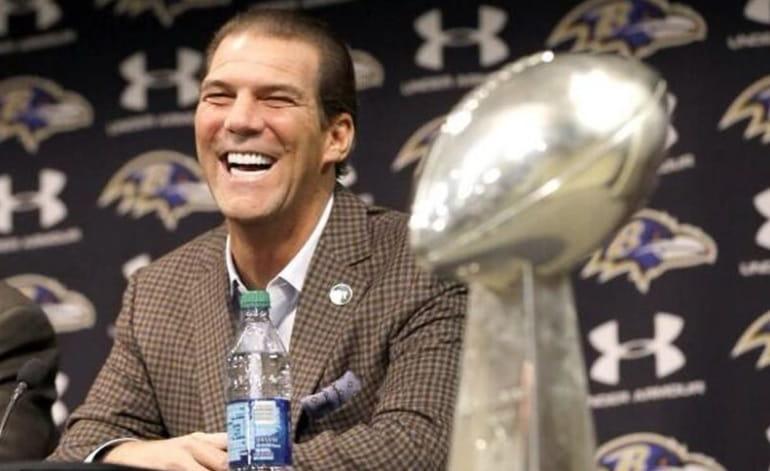 Stephen Bisciotti – Baltimore Ravens