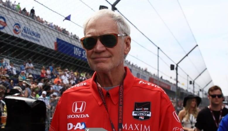 David Letterman – Rahal Letterman Lanigan IndyCar Racing Team