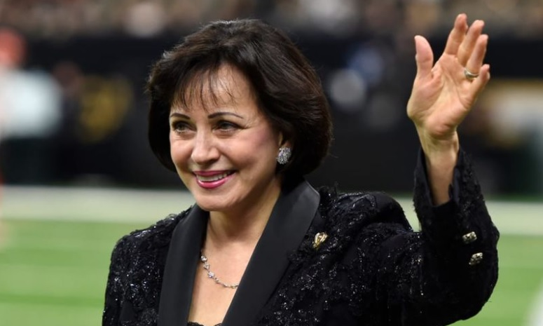 Gayle Benson – New Orleans Saint (NFL)