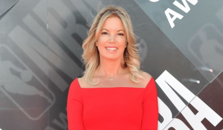 Jeanie Marie Buss – Los Angeles Lakers (NBA)