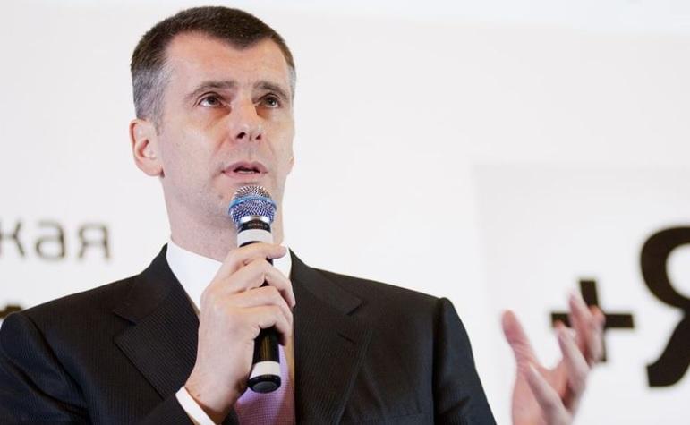 Mikhail Prokhorov – Brooklyn Nets
