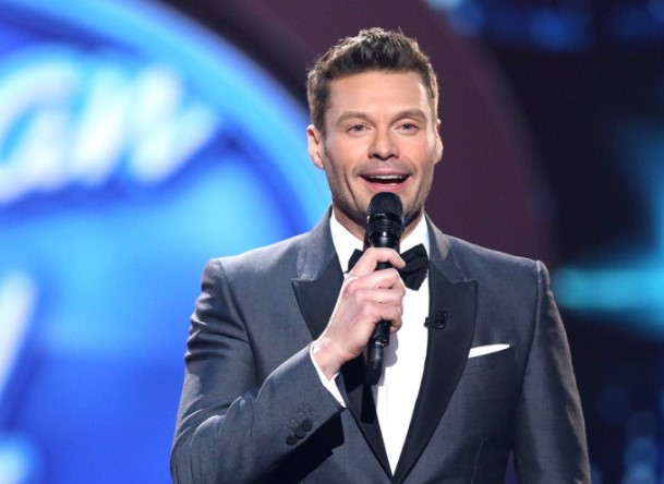 Ryan Seacrest - 5 feet 8 inches