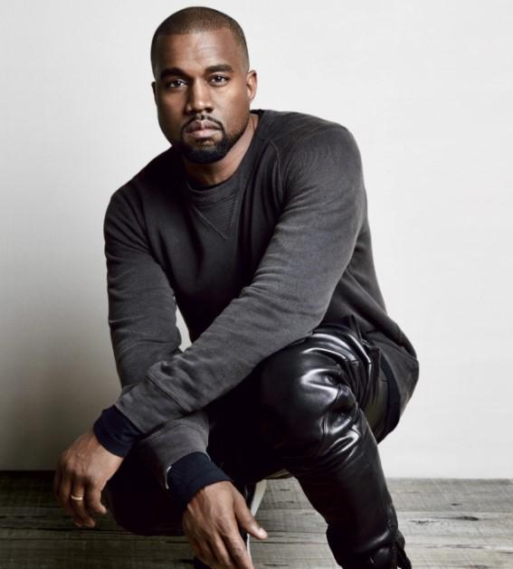 Kanye West - 5 feet 8 inches