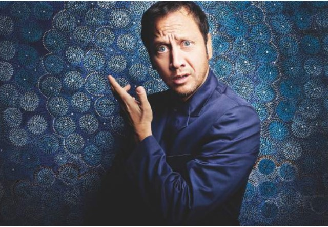 Rob Schneider - 5 feet 3 inches