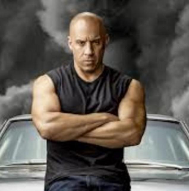 Vin Diesel - 6 feet
