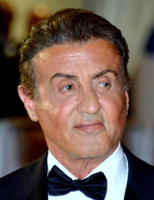 Sylvester Stallone - 5-feet-7 inches