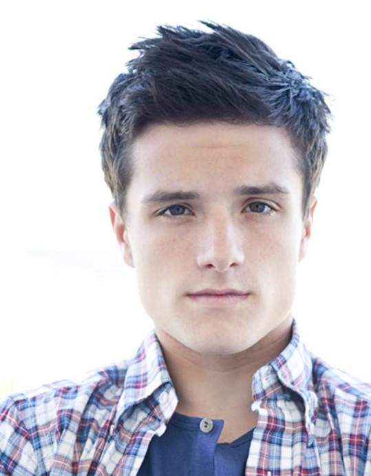 Josh Hutcherson - 5 feet 5 inches