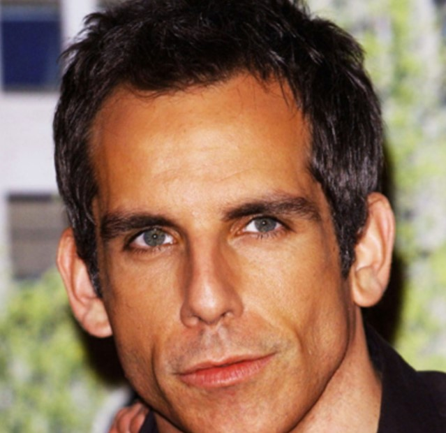 Ben Stiller - 5 feet 7 inches