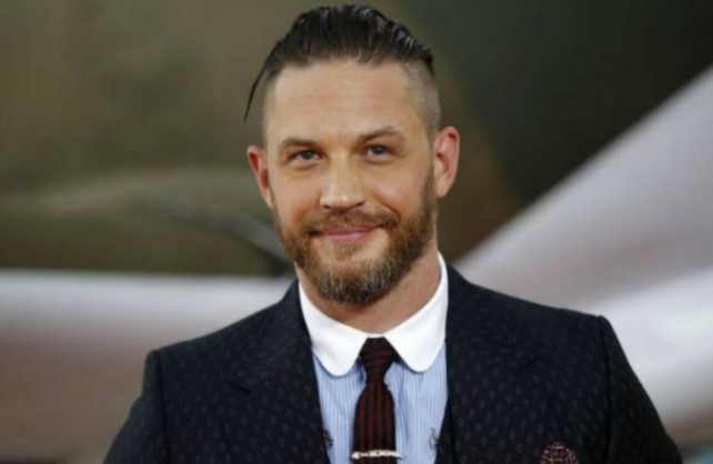 Tom Hardy - 5 feet 9 inches