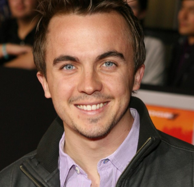 Frankie Muniz - 5 feet 5 inches