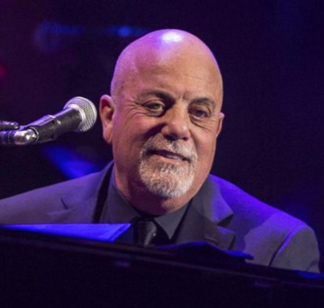 Billy Joel - 5 feet 5 inches