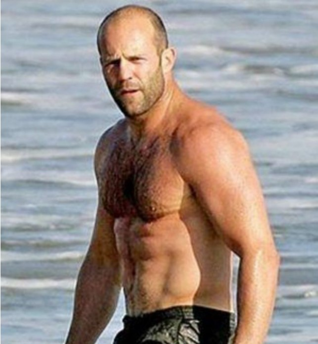 Jason Statham - 5 feet 10 inches