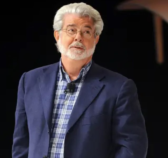 George Lucas - 5 feet 6 inches