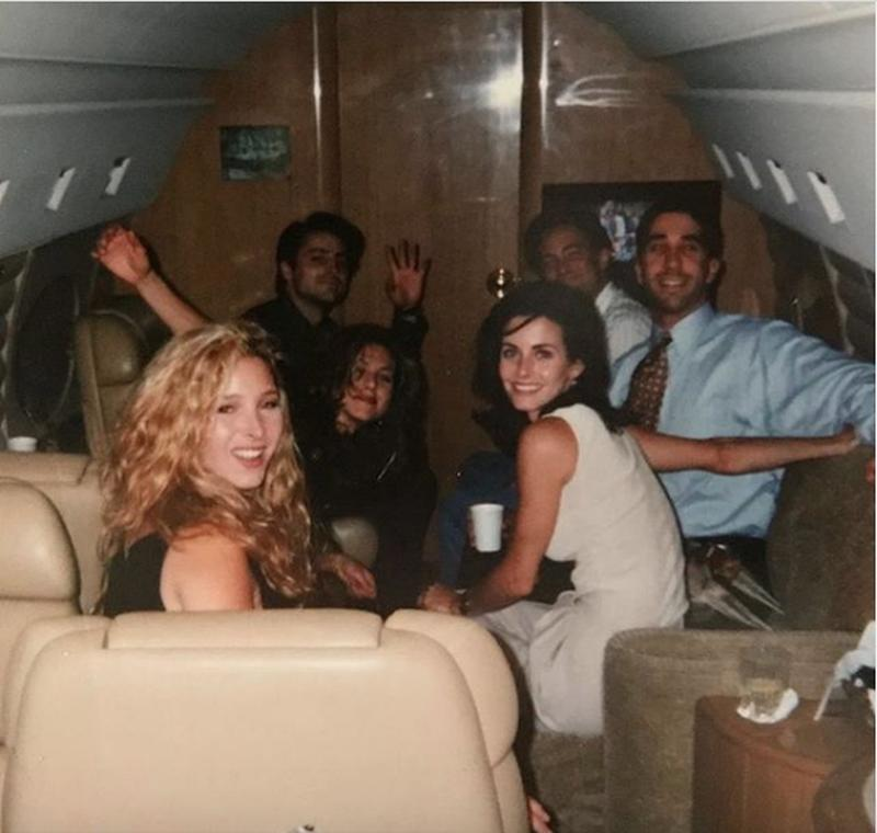 The Cast Of Friends Before Show Aired