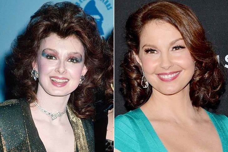 Naomi Judd & Ashley Judd At Age 39