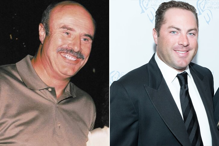Dr. Phil & Jay McGraw At Age 39