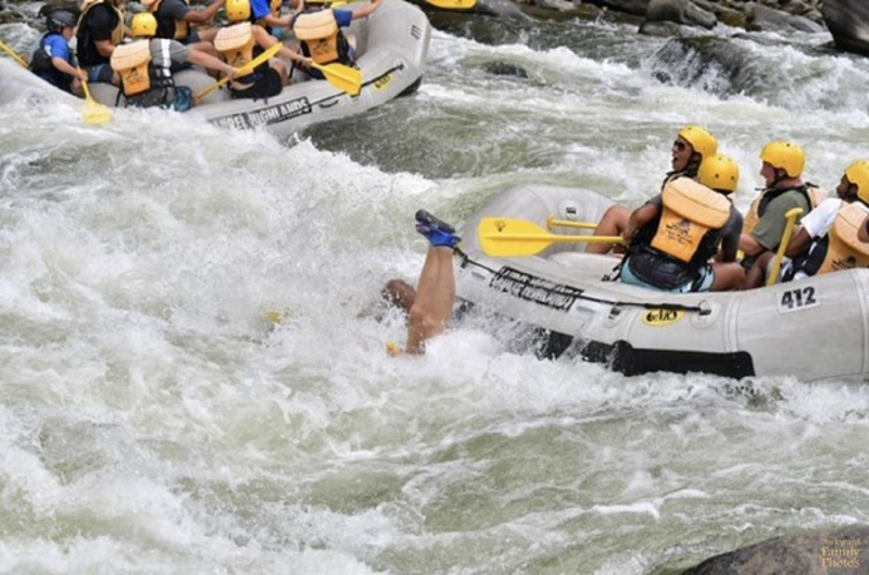 Rafting Went Horribly Wrong