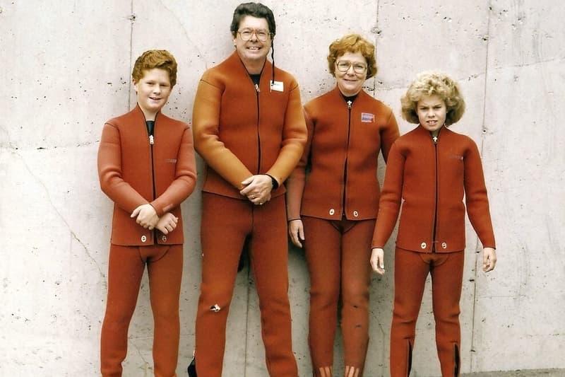Star Trek Themed Family