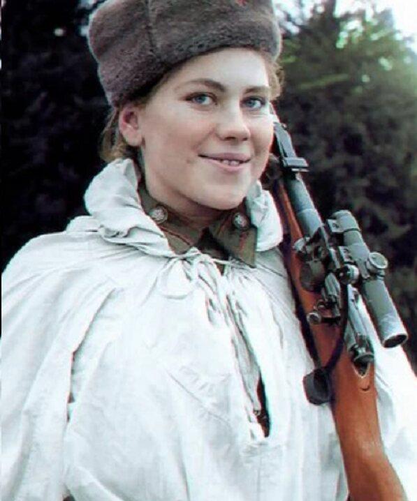 A Russian Sniper